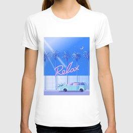 Relax (Blue) T-shirt