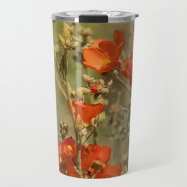 Desert Wildflower - 4 Travel Mug