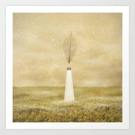 daymares & stillscapes Art Print