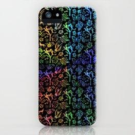 Joshua Tree Arco Iris by CREYES iPhone Case