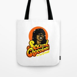 sexual chocolate merch Tote Bag