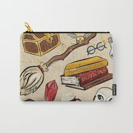 Gryffindor Things Carry-All Pouch