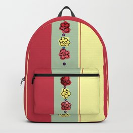 A Rosy Outlook Backpack