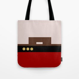 William Riker - Minimalist Star Trek TNG The Next Generation - Commander - startrek - Trektangles Tote Bag