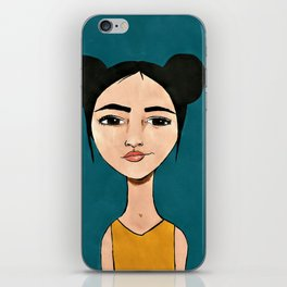 Buns iPhone Skin