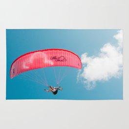 Paraglide parapente Rug