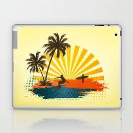 Surfers Laptop & iPad Skin