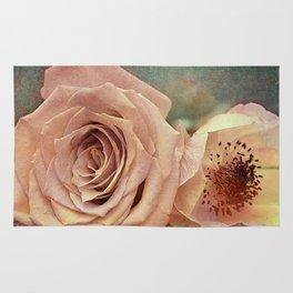 Tender flowers(2) Rug