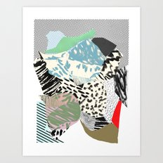 Switched on Art Print