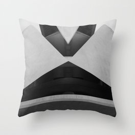 C A L A T R A V A | architect | City of Arts and Sciences Throw Pillow