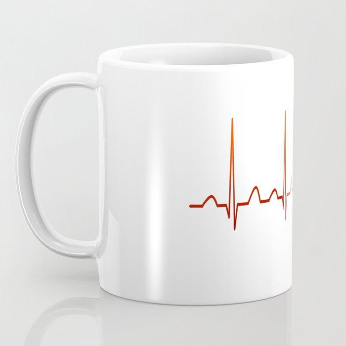 NURSE HEARTBEAT Coffee Mug