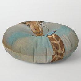 Sir Alfred Floor Pillow