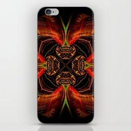 Fire Intake iPhone Skin