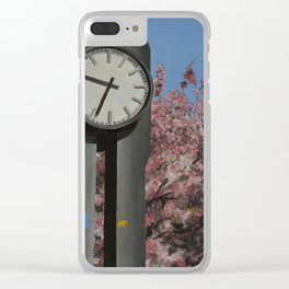 o_008_ten_years Clear iPhone Case