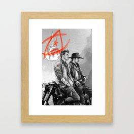 Rebels Framed Art Print