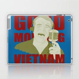 GOOD MORNING VIETNAM Laptop & iPad Skin