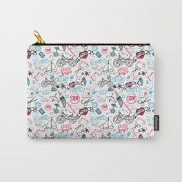 Traditional Medley Design - Boys Carry-All Pouch