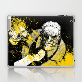 That Yellow Bastard Laptop & iPad Skin