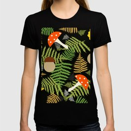 the scents of the forest T-shirt