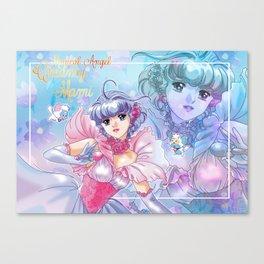 Creamy Mami Canvas Print