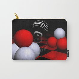 ball pyramids -2- Carry-All Pouch