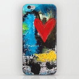 MIDNIGHT LOVE iPhone Skin