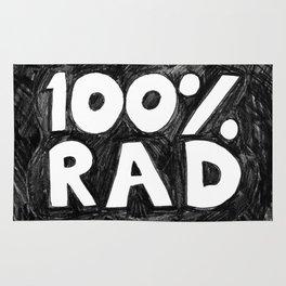 100 % RAD Rug