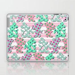 Mickey and minnie pattern Laptop & iPad Skin