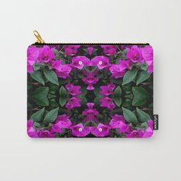 AWESOME AMETHYST PURPLE BOUGAINVILLEA VINES Carry-All Pouch