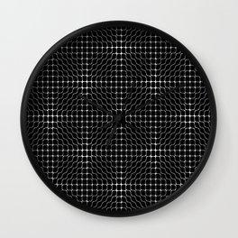 Energy Vibration 3. Frequency - Chladni - Cymatics Wall Clock
