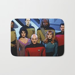 Enterprise Crew Bath Mat
