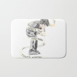 Boulevard of Broken Dreams Bath Mat