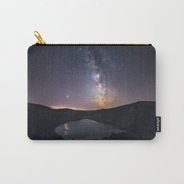 (RR 294) Milky Way above Lough Tay - Ire Carry-All Pouch
