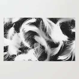 Fallen Feathers #2 Rug