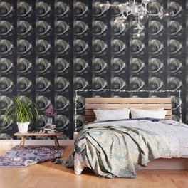 canvas peony Wallpaper