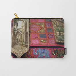 Fabrics 2! Carry-All Pouch