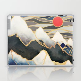 Ice Mountains Laptop & iPad Skin