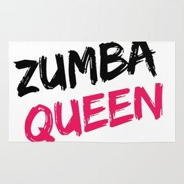 Zumba Queen Rug