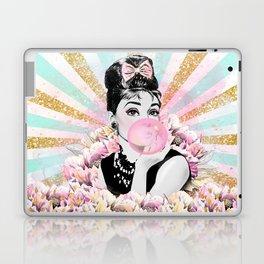 Audrey Hepburn, Pop Princess Laptop & iPad Skin