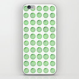 Little Balls (of various sizes) iPhone Skin