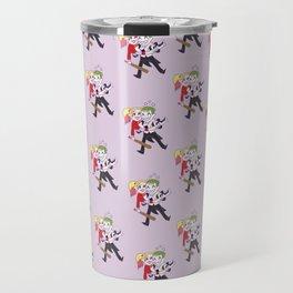 suicide squad - theme Travel Mug
