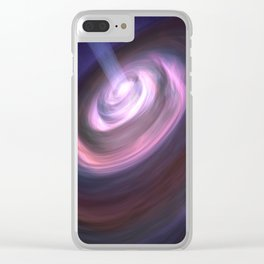 Endpoint (Portal) Clear iPhone Case