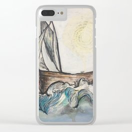 Georgetown Clear iPhone Case