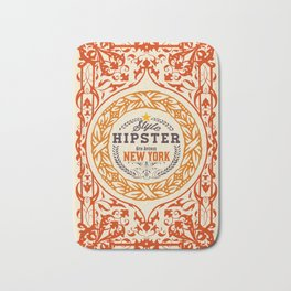 Hipster Style 6th Avenue Bath Mat
