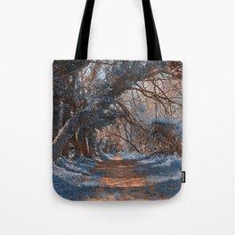 Wye Island Sapphire Trail Tote Bag