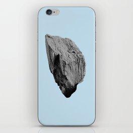 Blue Boulder iPhone Skin