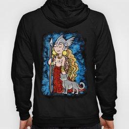 Goddess Freya Hoody