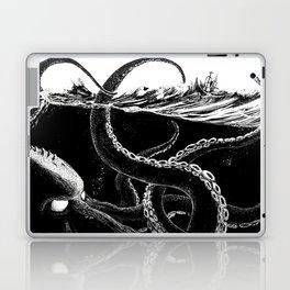 Kraken Rules the Sea Laptop & iPad Skin