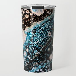 Explosion of Cells Travel Mug