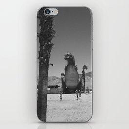 Cabazon T-Rex iPhone Skin